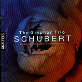 Schubert: Complete piano trios by Franz Schubert