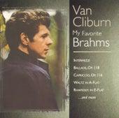 My Favorite Brahms by Johannes Brahms