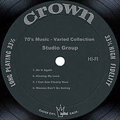 70's Music - Varied Collection by Studio Group
