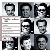 The Vienna Debut (Live) by Various Artists
