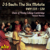 JS Bach: The Six Motets, BWV 225-230 by The Choir Of Trinity College, Cambridge