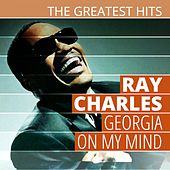 THE GREATEST HITS: Ray Charles - Georgia On My Mind by Ray Charles