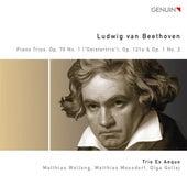 Beethoven: Piano Trio No. 5, Variations in G Major & Piano Trio No. 2 by Trio Ex Aequo