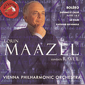 French Orchestral/Ravel by Lorin Maazel