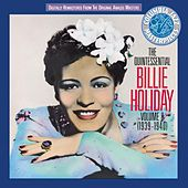 Quintessential Vol. 8: 1939-1940 by Billie Holiday