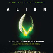 Alien by Jerry Goldsmith