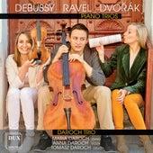 Debussy, Ravel & Dvořák: Piano Trios by Daroch Trio