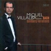 Bach. Goldberg Variations by Miquel Villalba