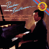 Beethoven:  Sonata for Piano Nos. 17, 18 & 26 by Murray Perahia