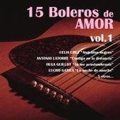 15 Boleros de Amor, Vol. 1 by Various Artists