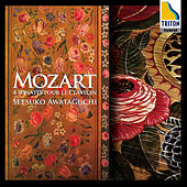 Mozart: 4 Sonates pour le Clavecin by Setsuko Awataguchi