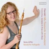 Handel: My Favourite Instrument – Concertos, Sonatas & Arias with Oboe by Xenia Löffler