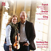 Franck, Dvořák and Grieg by Steinberg Duo