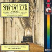 Organ Spectacular, Vol. 2 by David Hill