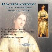 Rachmaninov: Piano Concertos Nos. 2 & 4 by Sequeira Costa