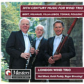 20th Century Music for Wind Trio by Roger Birnstingl
