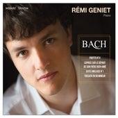 Bach by Rémi Geniet