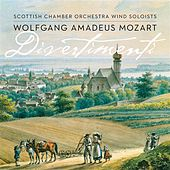 Mozart: Divertimenti by members Scottish Chamber Orchestra