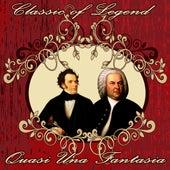 Classic of Legend. Quasi Una Fantasia by Orquesta Filarmónica Peralada
