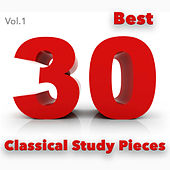 30 Best Classical Study Pieces by Various Artists