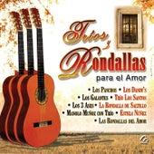 Trios y Rondallas para el Amor by Various Artists