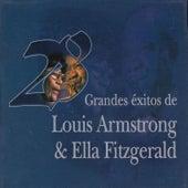 28 Grandes Éxitos de Louis Armstrong & Ella Fitzgerald by Ella Fitzgerald