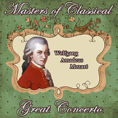 Wolfgang Amadeus Mozart: Masters of Classical. Great Concerto by Orquesta Lírica Bellaterra
