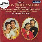 Verdi: Simon Boccanegra by Lajos Miller