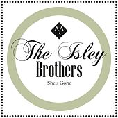 She's Gone von The Isley Brothers