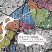 Quintetos para Clarinete e Cordas by Luis Afonso Montanha