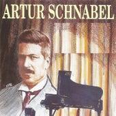 Artur Schnabel by Artur Schnabel