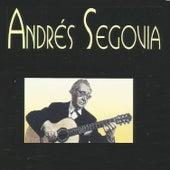 Andrés Segovia by Andres Segovia