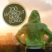 200 Workout Music Songs by Various Artists