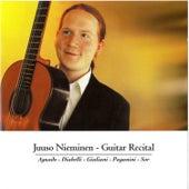 Guitar Recital by Juuso Nieminen