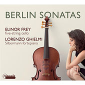 Berlin Cello Sonatas by Various Artists