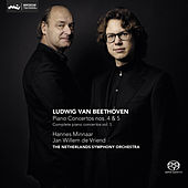 Beethoven: Piano Concertos 4 & 5 by Various Artists