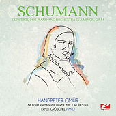 Schumann: Concerto for Piano and Orchestra in A Minor, Op. 54 (Digitally Remastered) by Hanspeter Gmür