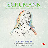 Schumann: Concerto for Piano and Orchestra in A Minor, Op. 54 (Digitally Remastered) by Ilmar Lapinsch