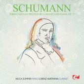 Schumann: Three Fantasy Pieces for Clarinet and Piano, Op. 73 (Digitally Remastered) by Lorenz Hurtmann