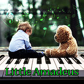 Little Amadeus – Mozart Music for Kids, Creativity and Memory Improvement, Brain Exercises and Imaginative Play with Famous Composer, Increase Brain Power, Classical Music to Active Listening by Creative Kids Masters