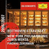 Beethoven: Violin Concerto in D op. 61 / Stravinsky: The Rite of Spring by Various Artists