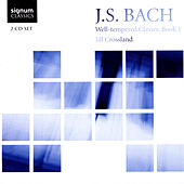 J.S. Bach: Well-Tempered Clavier, Book 1 by Johann Sebastian Bach