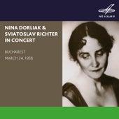 Nina Dorliak & Sviatoslav Richter in Concert. Bucharest, 1958 (Live) by Святослав Рихтер