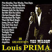 18 Greatest Hits by Louis Prima