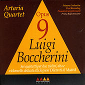 Boccherini: Opus 9 by Luigi Boccherini