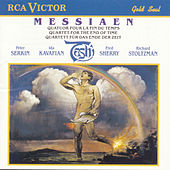 Messiaen: Quartet For The End Of Time by Tashi