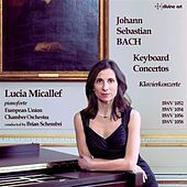 J.S. Bach: Keyboard Concertos by Lucia Micallef