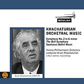 Khachaturian Orchestral Music by Vienna Philharmonic Orchestra