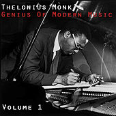 Genius of Modern Music, Vol. 1 by Thelonious Monk
