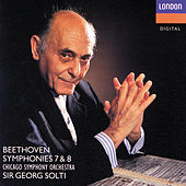 Beethoven: Symphonies Nos. 7 & 8 by Chicago Symphony Orchestra